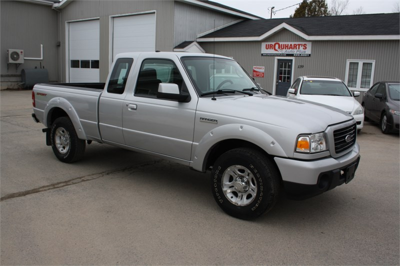 2009 Ford Ranger Sport! LOW KMS!  1