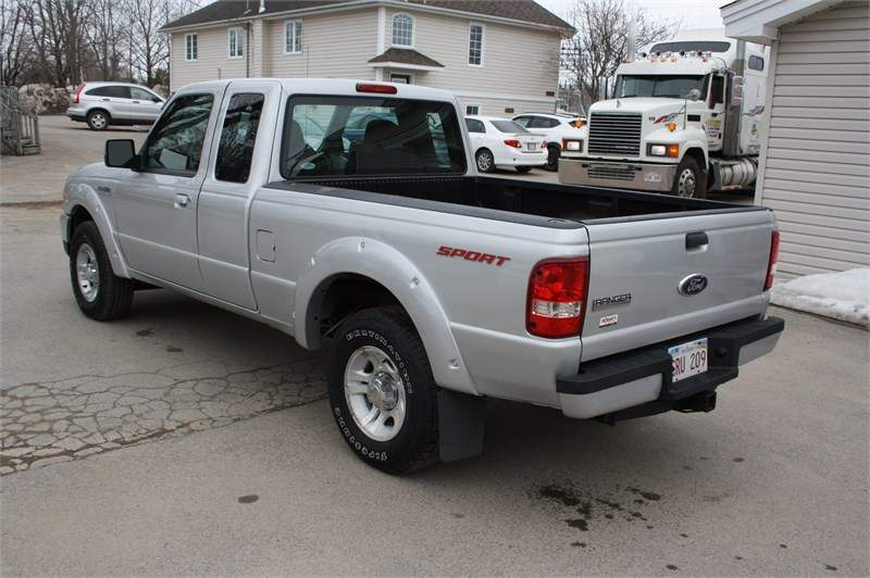 2009 Ford Ranger Sport! LOW KMS!  5