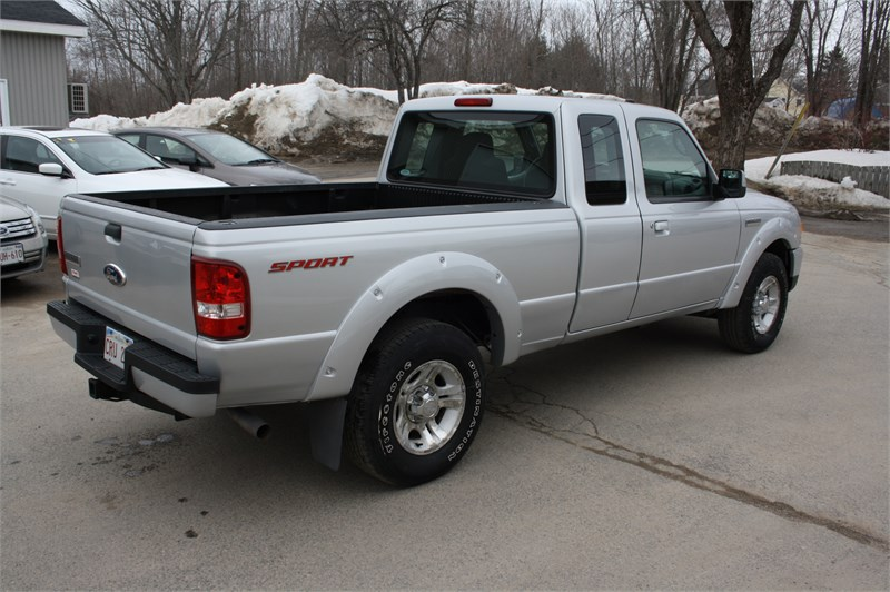 2009 Ford Ranger Sport! LOW KMS!  7