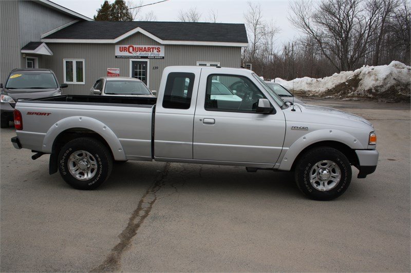 2009 Ford Ranger Sport! LOW KMS!  8