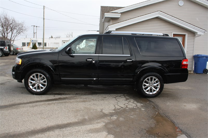 2017 Ford Expedition Max Limited!  4