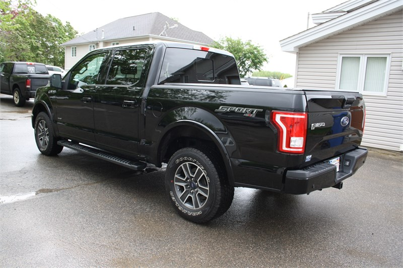2017 Ford F 150 Xlt Sport Ecoboost Used Inventory Urquharts Auto