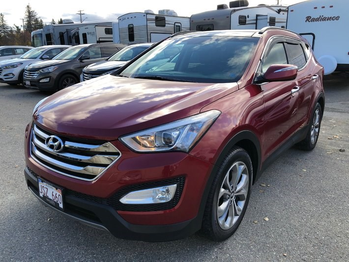 Miramichi Automotives for Sale 2016 Hyundai Sante Fe Sport