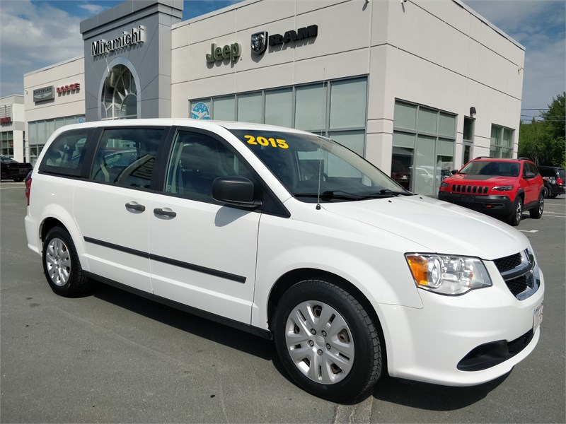 Miramichi Automotives for Sale 2015 Dodge Grand Caravan
