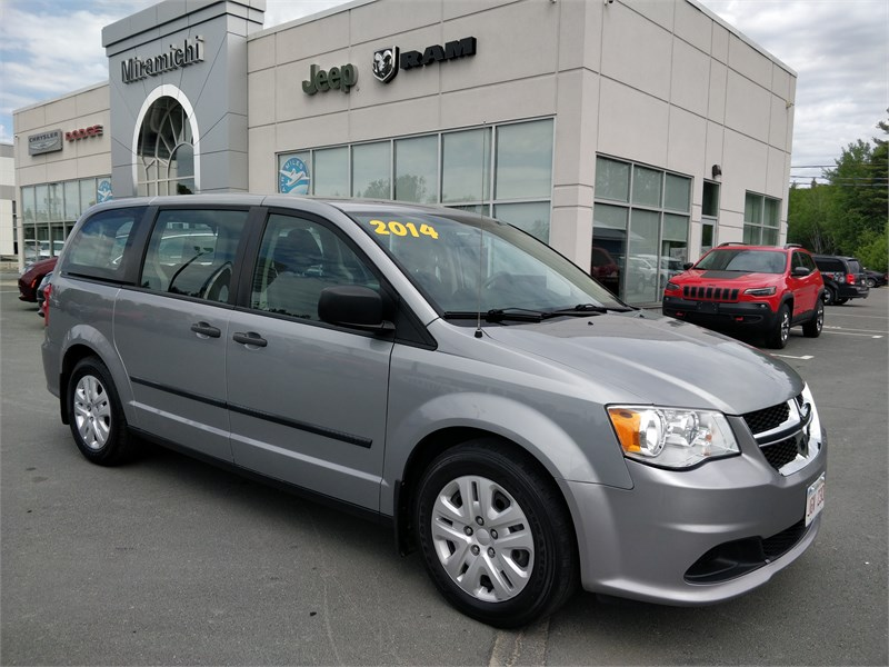 Miramichi Automotives for Sale 2014 Dodge Grand Caravan