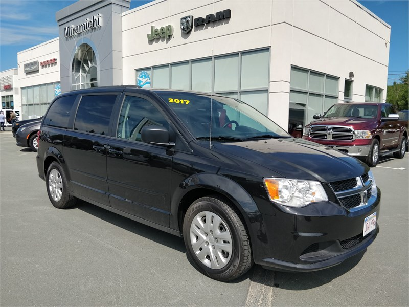 Miramichi Automotives for Sale 2017 Dodge Grand Caravan