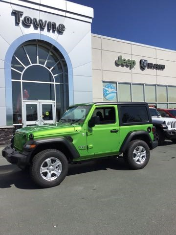 Miramichi Automotives for Sale 2019 Jeep Wrangler