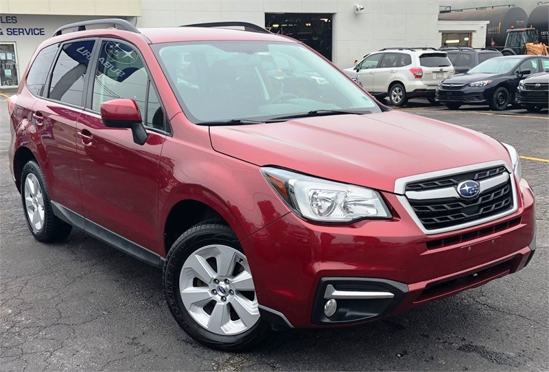 Miramichi Automotives for Sale 2017 Subaru Forester