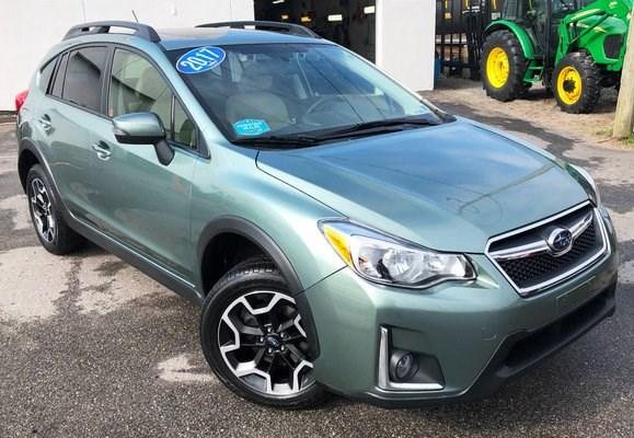 Miramichi Automotives for Sale 2017 Subaru Crosstrek Limited With Eye Sight