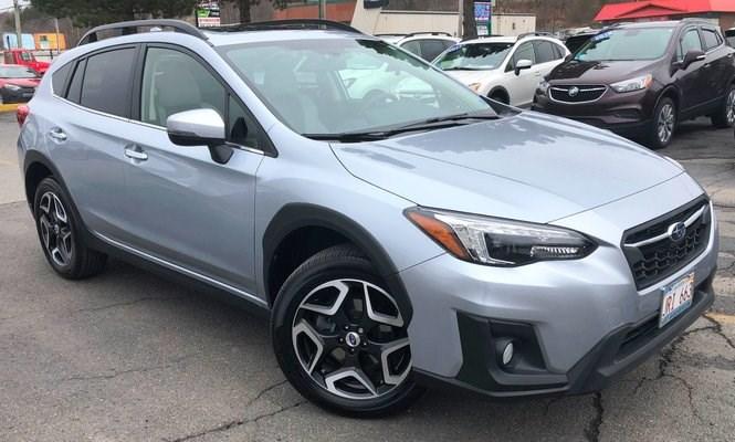 Miramichi Automotives for Sale 2018 Subaru CROSSTREK LIMITED WITH EYESIGHT