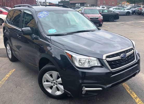 Miramichi Automotives for Sale 2018 Subaru Forester Convenience