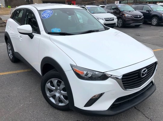 Miramichi Automotives for Sale 2018 Mazda CX-3 SPORT GX