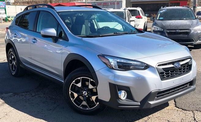Miramichi Automotives for Sale 2018 Subaru CROSSTREK SPORT WITH EYESIGHT