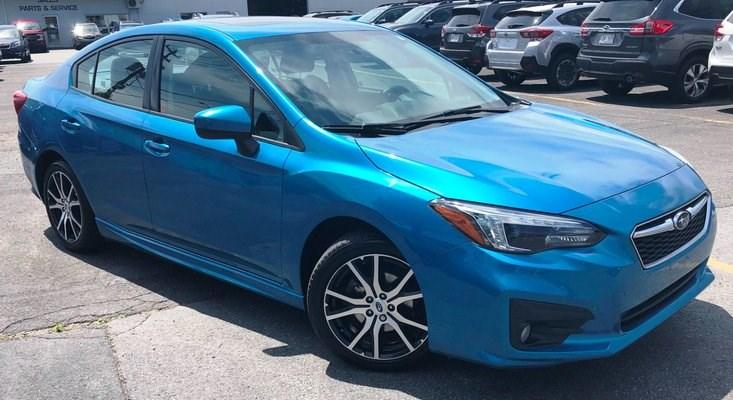 Miramichi Automotives for Sale 2017 Subaru Impreza sport