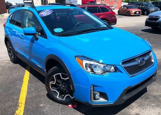 Miramichi Automotives for Sale 2017 Subaru Crosstrek Sport