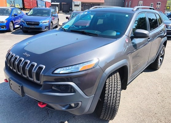 Miramichi Automotives for Sale 2016 Jeep Cherokee