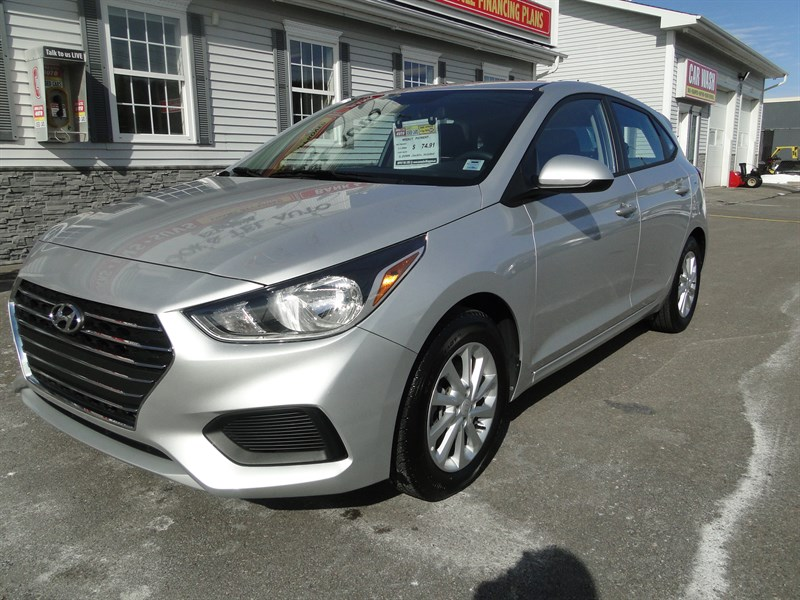 Miramichi Automotives for Sale 2020 Hyundai Accent
