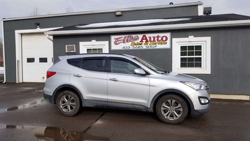 Saint John Automotives for Sale 2014 Hyundai Santa Fe