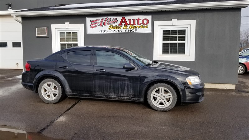 Saint John Automotives for Sale 2013 Dodge Avenger