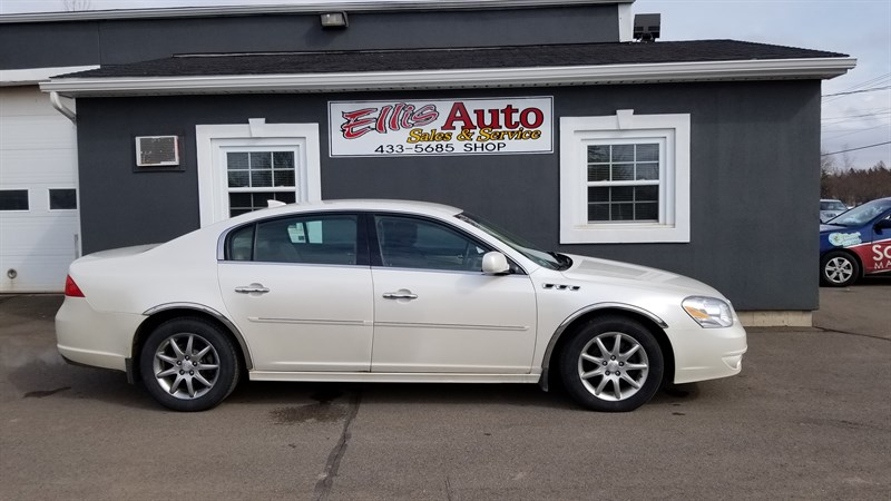 Saint John Automotives for Sale 2011 Buick Lucerene