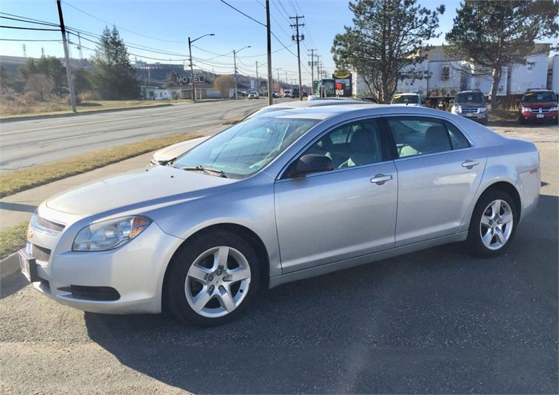 Saint John Automotives for Sale 2011 Chevrolet Malibu