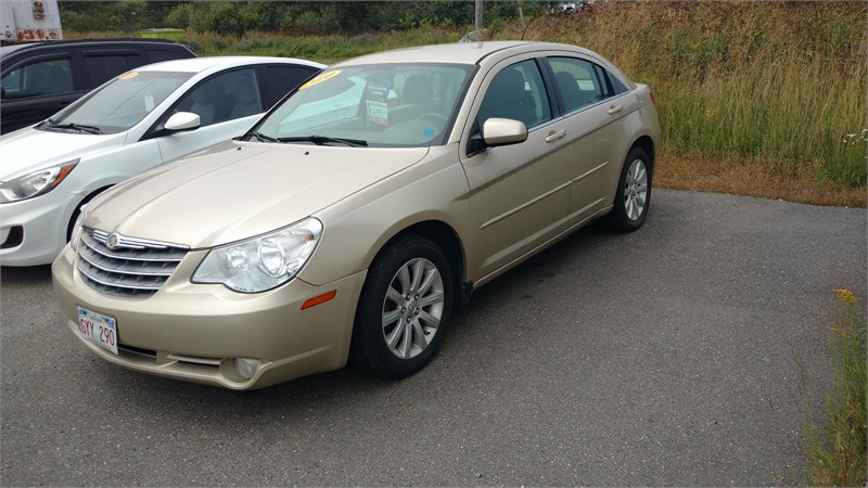 Saint John Automotives for Sale 2010 Chrysler Sebring