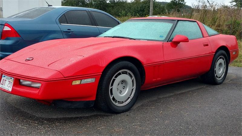 Saint John Automotives for Sale 1984 Chevrolet Corvette