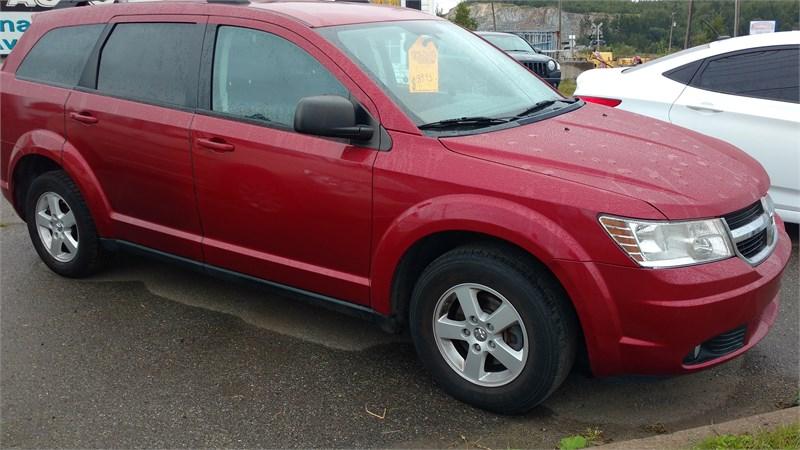 Saint John Automotives for Sale 2010 Dodge Journey