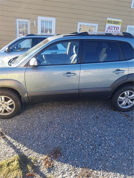 Saint John Automotives for Sale 2008 Hyundai Tucson