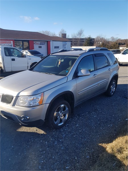 Saint John Automotives for Sale 2008 Pontiac Torrent