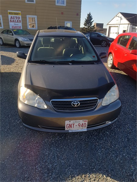 Saint John Automotives for Sale 2007 Toyota Corolla