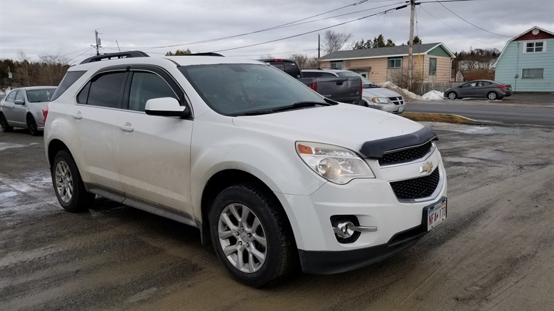 Saint John Automotives for Sale 2010 Chevrolet Equinox