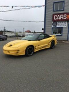 Saint John Automotives for Sale 2002 Pontiac Trans Am