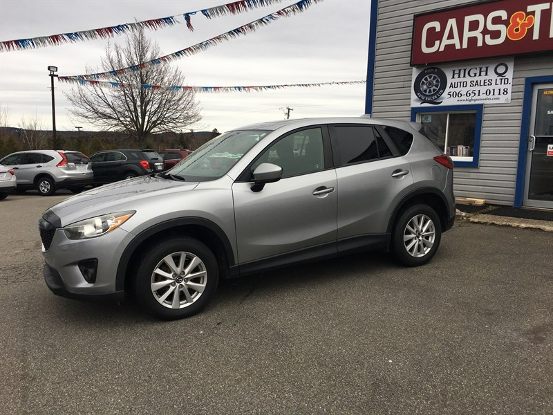 Saint John Automotives for Sale 2013 Mazda CX5