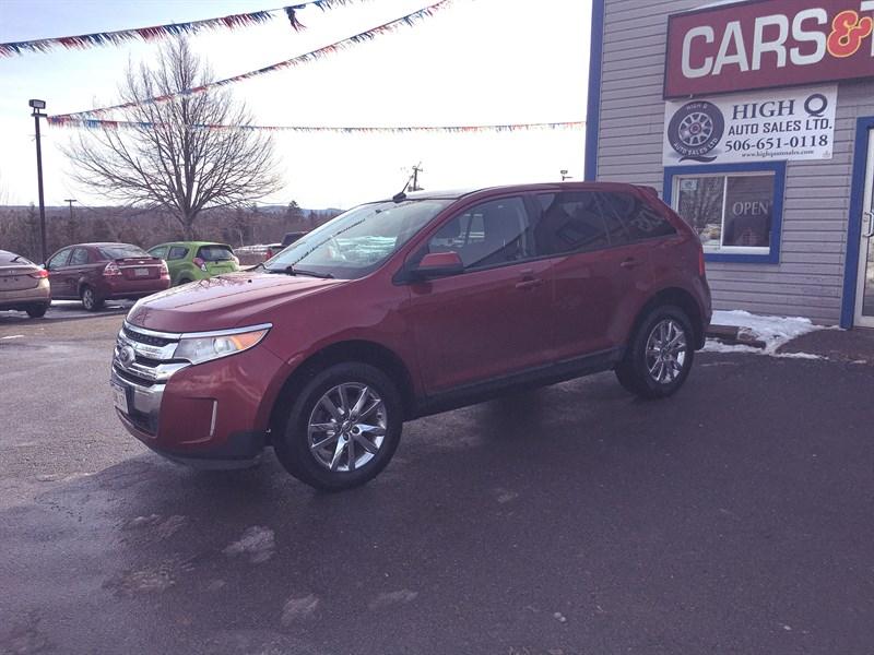 Saint John Automotives for Sale 2014 Ford Edge