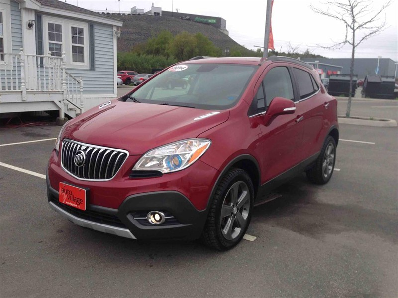 Saint John Automotives for Sale 2014 Buick Encore