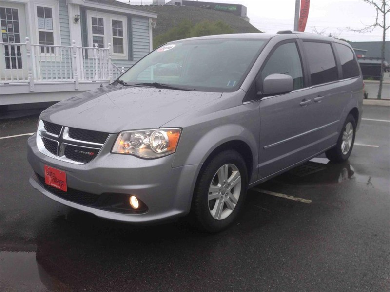 Saint John Automotives for Sale 2016 Dodge Grand Caravan