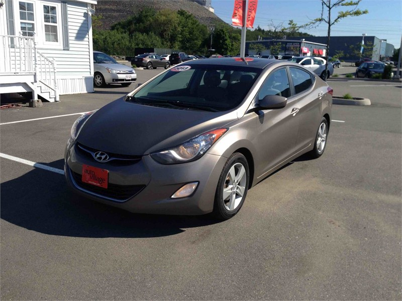 Saint John Automotives for Sale 2013 Hyundai Elantra