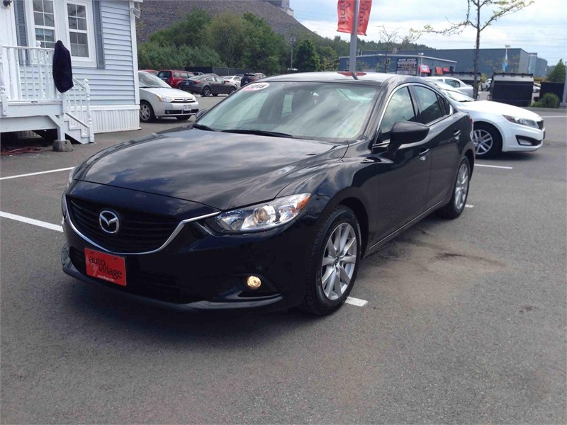 Saint John Automotives for Sale 2015 Mazda Mazda6