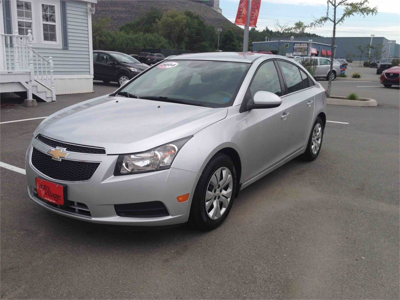 Saint John Automotives for Sale 2014 Chevrolet Cruze