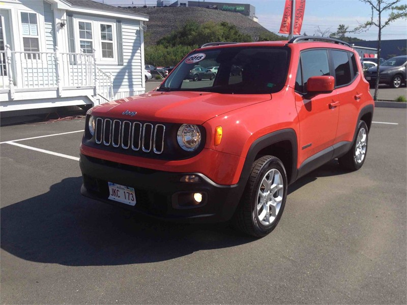 Saint John Automotives for Sale 2015 Jeep Renegade