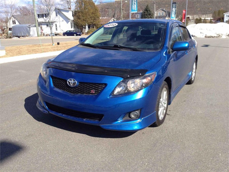 Saint John Automotives for Sale 2010 Toyota Corolla