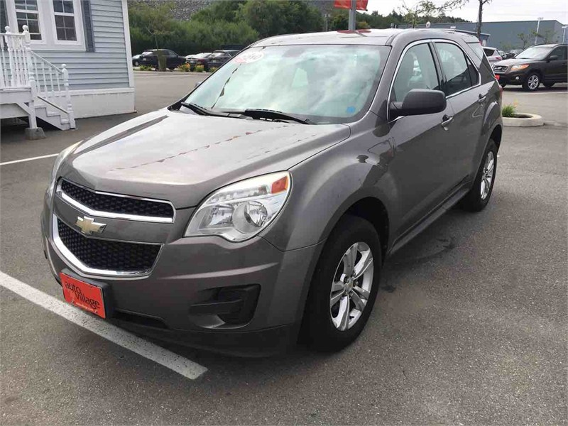 Saint John Automotives for Sale 2010 Chevrolet Equinox