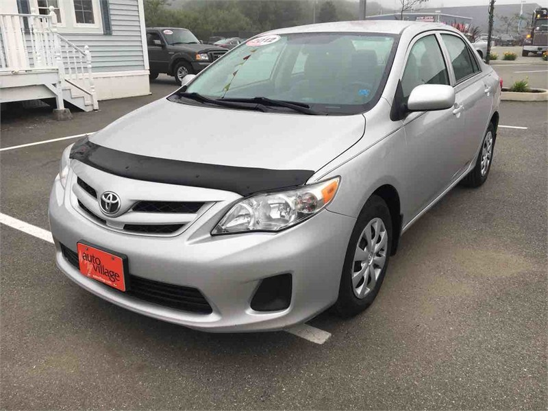 Saint John Automotives for Sale 2012 Toyota Corolla