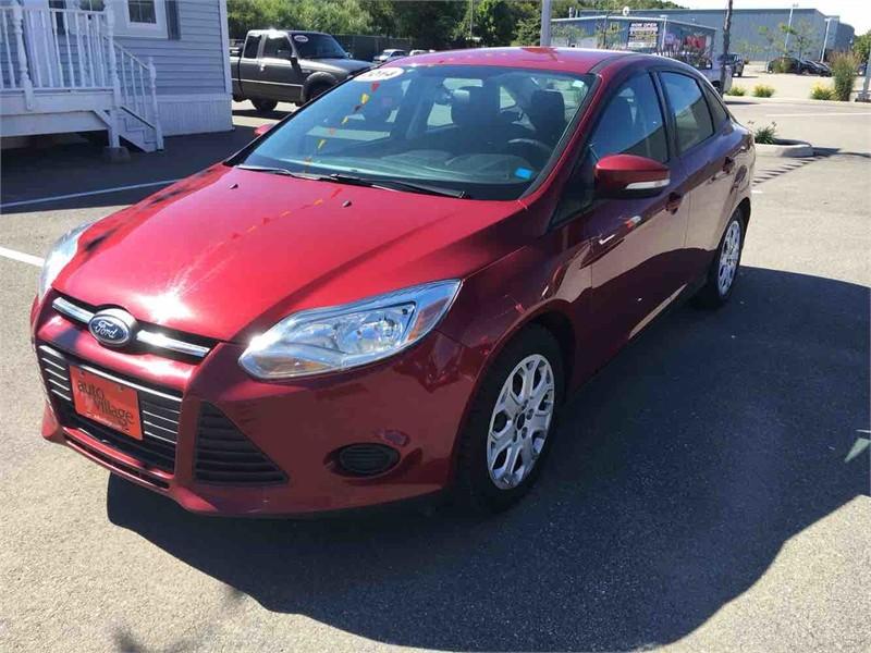 Saint John Automotives for Sale 2014 Ford Focus