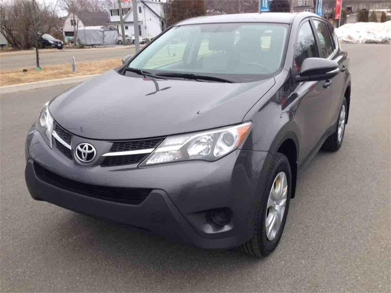Saint John Automotives for Sale 2013 Toyota RAV4