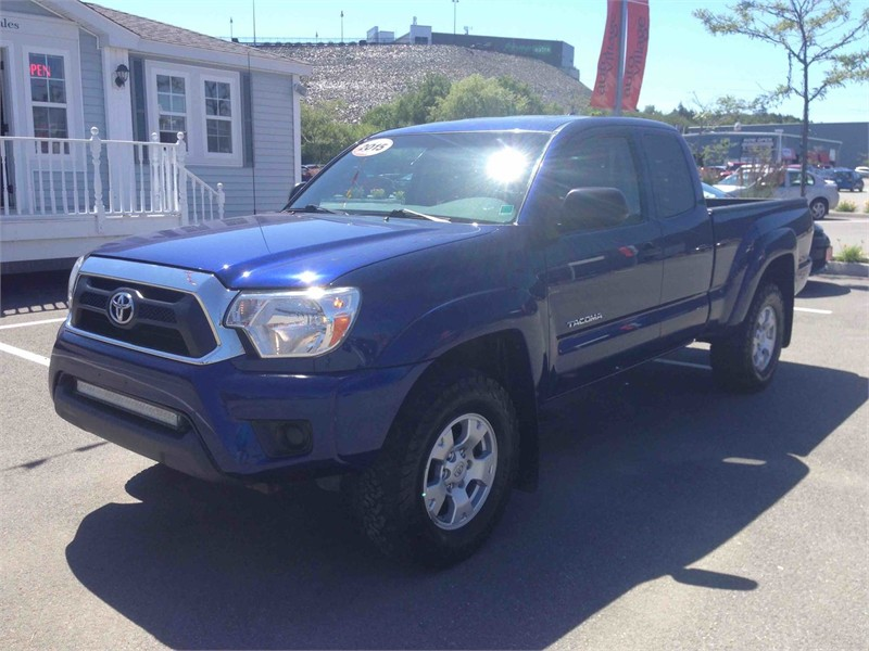 Saint John Automotives for Sale 2015 Toyota Tacoma