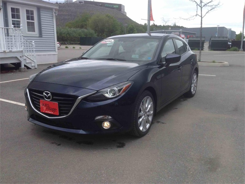 Saint John Automotives for Sale 2016 Mazda Mazda3