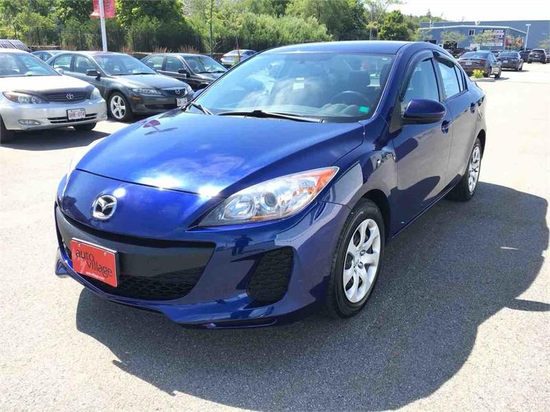 Saint John Automotives for Sale 2013 Mazda Mazda3