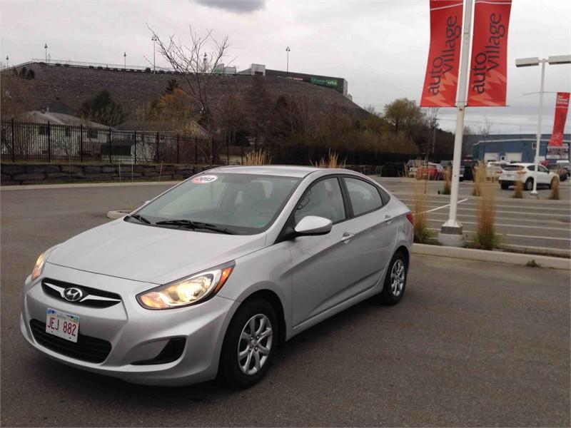 Saint John Automotives for Sale 2013 Hyundai Accent